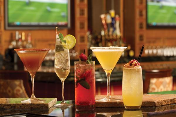 ClubM Cocktails