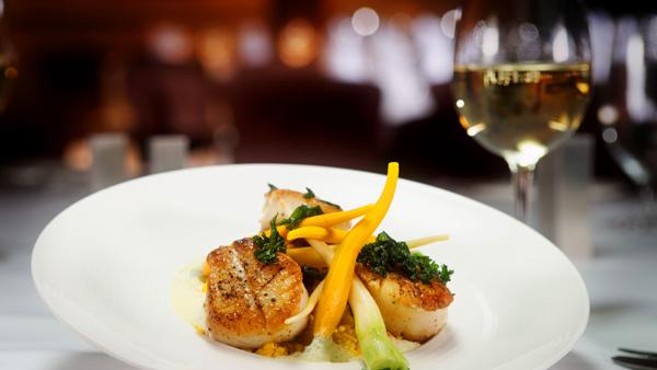 VUE Fish Dinner