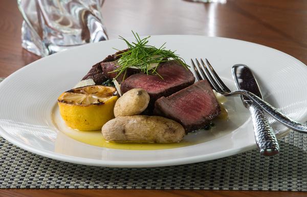 VUE Steak