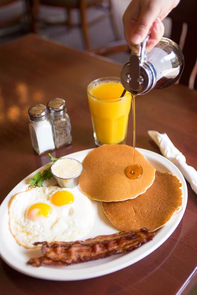 DeBell Breakfast