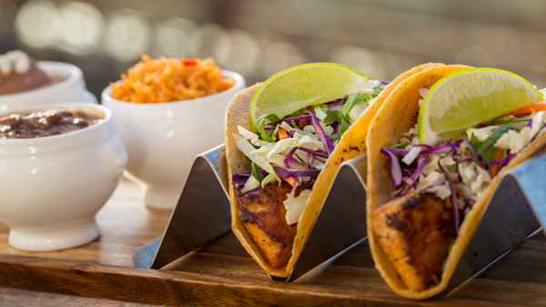 Journey's End Fish Tacos