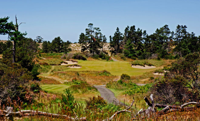 Bandon Trails Hole 17