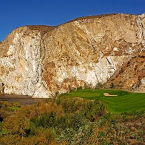 Best par 3 holes- Oak Quarry