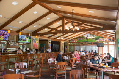 DeBell Canyon Grill
