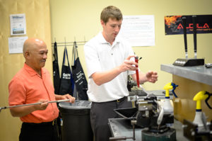 Golf Club Repair Education