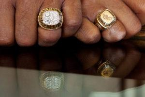 Grant Fuhr Championship Rings