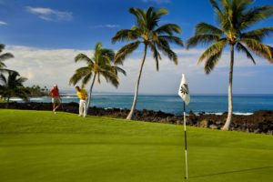 Waikoloa Beach Resort Kings Course