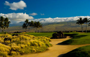 Waikoloa Beach Resort Kings Course Hole 5