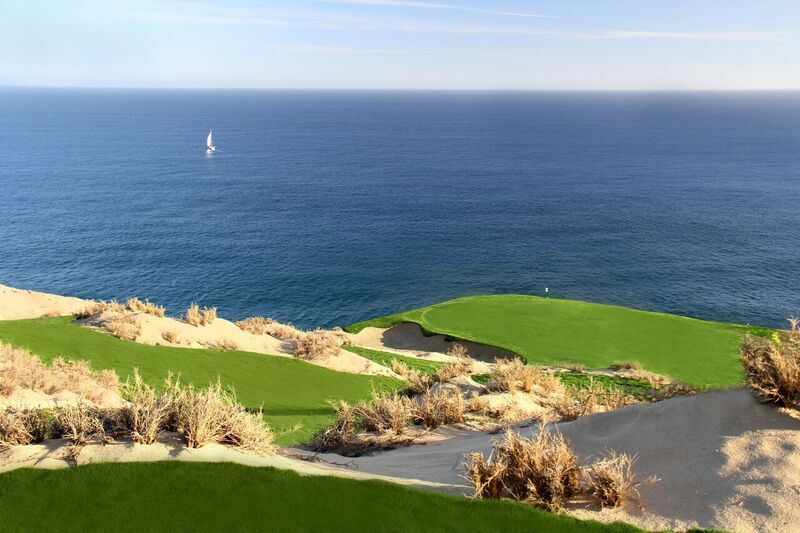 For Tiger woods golf course cabo san lucas idea