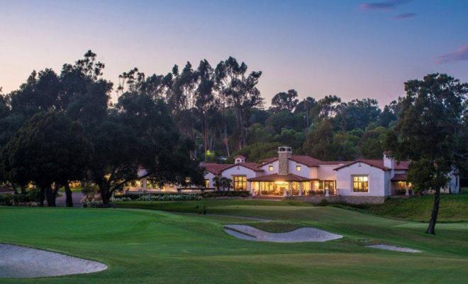 Rancho Santa Fe Clubhouse