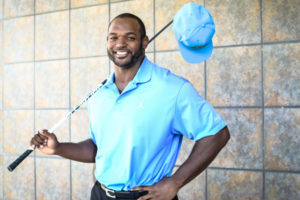 SCGA Dwight Freeney Golf