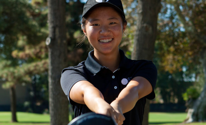 SCGA Junior Ashleigh Park