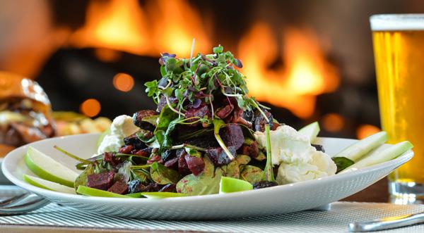 Escena Grill Salad